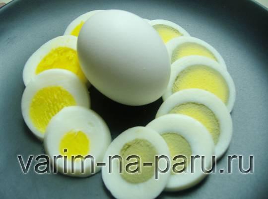 Как сварить яйца вкрутую?