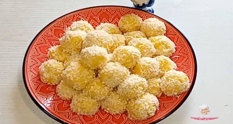 Как приготовить конфеты «рафаэлло» в домашних условиях по пошаговому рецепту с фото