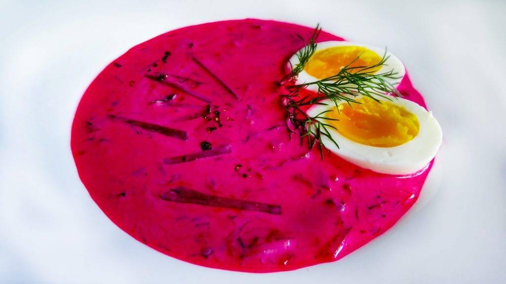 Рецепты блюд эстонской кухни