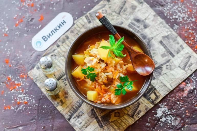 Рецепт супа из индейки с овощами - 12 пошаговых фото в рецепте