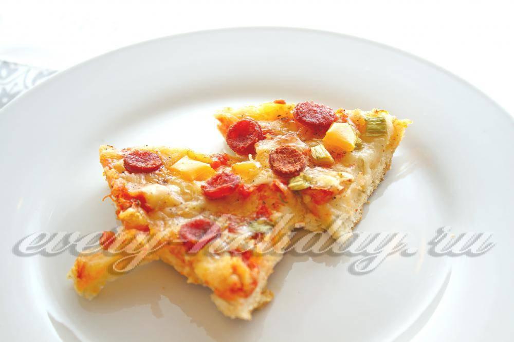 """Кулинария мастер-класс новый год рецепт кулинарный пицца """"елочка"""" продукты пищевые"""
