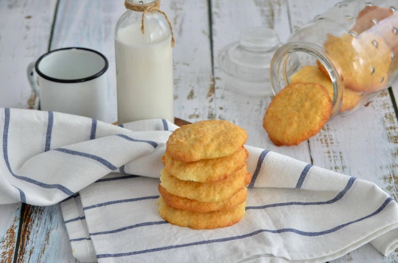 Печенье «кокосанка» из кокосовой стружки без муки – рецепты на 15 минут