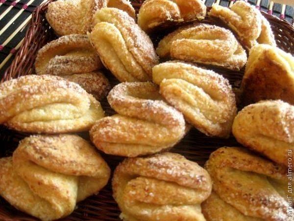 Творожное печенье: выпечка с детьми