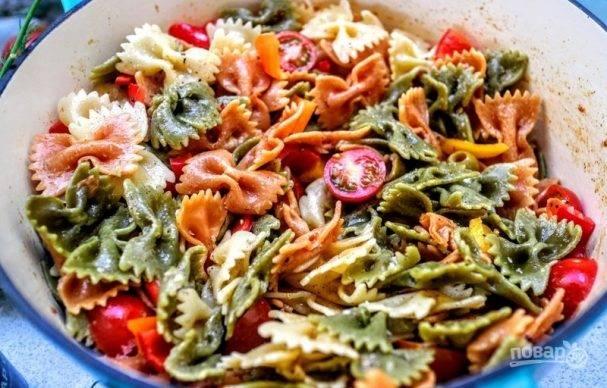 Салат «итальянская лёгкость»