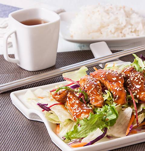 Курица в соусе терияки – 7 рецептов