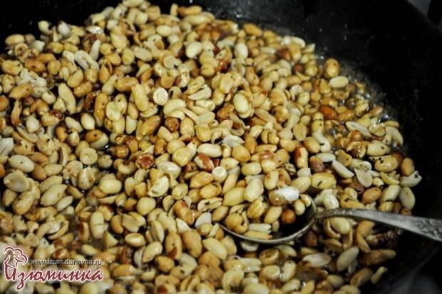 Орешки «арахис масала» к пиву