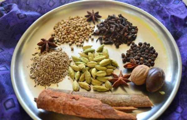 Гарам масала - рецепты