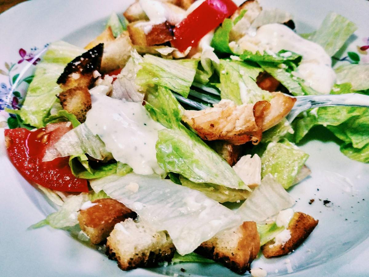 Салат цезарь с курицей в домашних условиях - лучшие рецепты