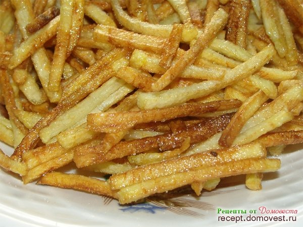 Картошка фри в микроволновке. картофель фри в микроволновке на тарелке. рецепты картошки фри