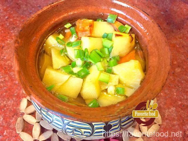 Мясо в горшочке со свининой - пошаговый рецепт с фото на повар.ру