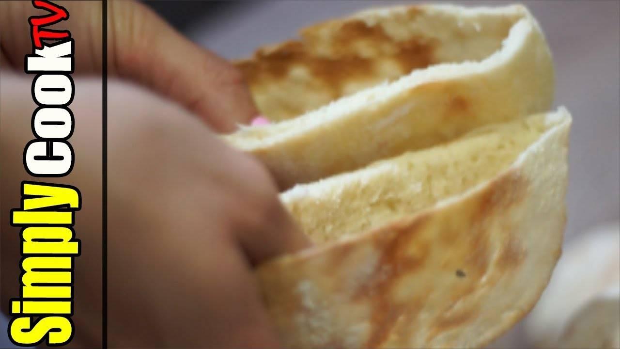 Арабский хлеб пита – рецепт