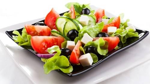Поиск по запросу «салат с брынзой»