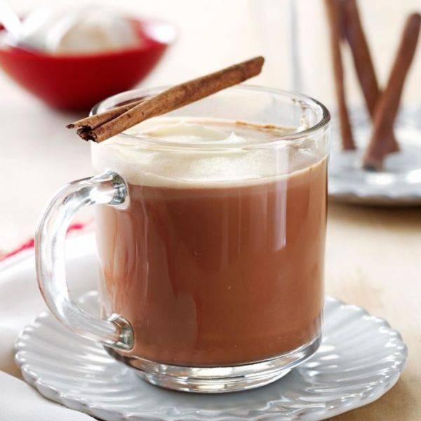 Домашний кофе мокко за 15 минут