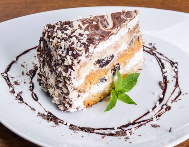 """Торт """"черепаха"""". рецепты от сибмам - торты и пирожные"""