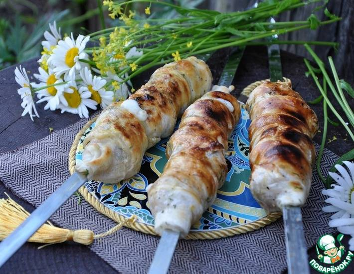 Как приготовить вкусный люля-кебаб на природе и дома