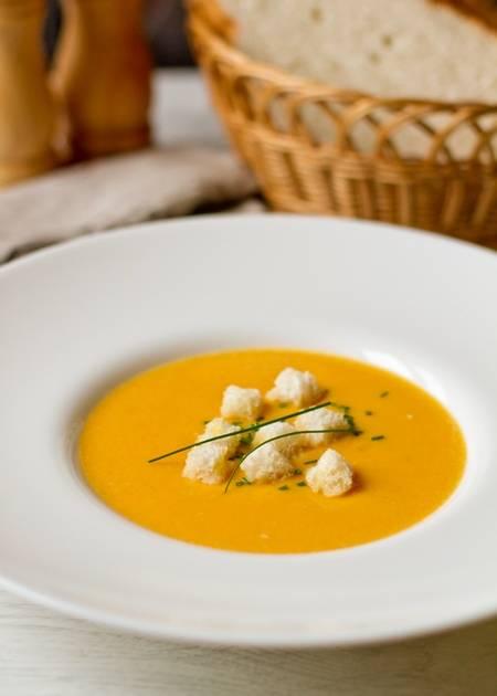 Рецепты картофельный суп с беконом