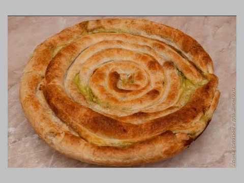 Турецкий борек с мясом (turkish meat borek) - вкусные заметки