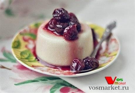 Пять вкусных десертов из манки