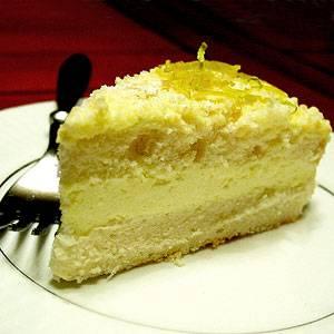 Лимонный торт - рецепты джуренко