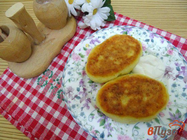 Нежные печеночные котлеты с картофелем