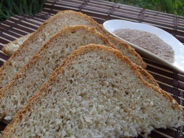 Хлеб с овсяными отрубями и семенами подсолнечника в хлебопечке рецепт с фото, как приготовить на webspoon.ru