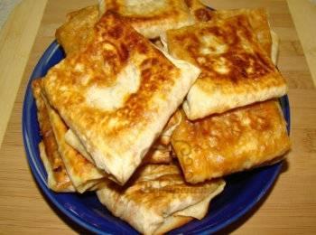Картофельные ленивые пирожки, рецепт пирожков с картошкой