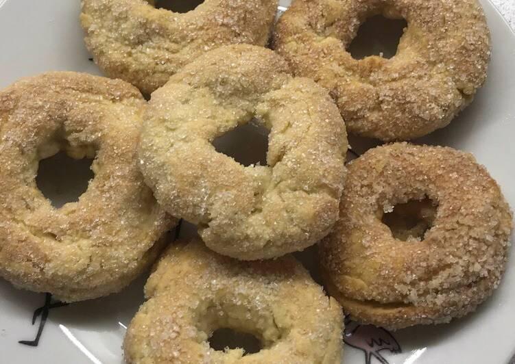 """Печенье по- итальянски """"торчетти"""" - пошаговый рецепт с фото на сайте банк поваров"""