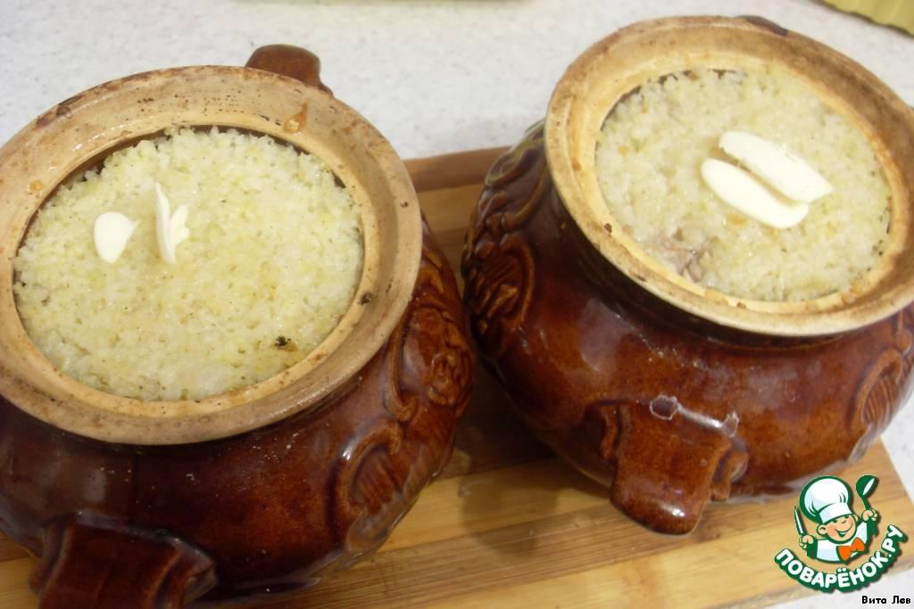 Каши - рецепты