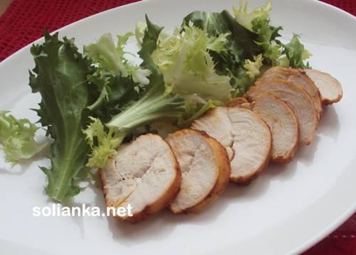 Пастрома из куриной грудки в домашних условиях