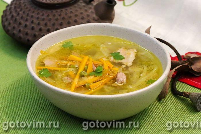 Рецепты суп из утки