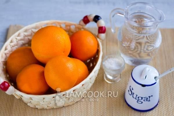 Цукаты из апельсиновых корок: 9 сладких рецептов