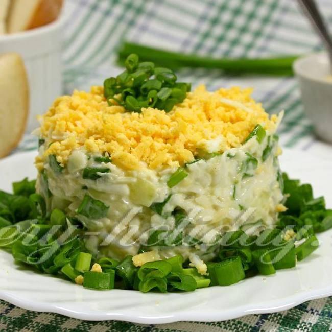 Салаты из топинамбура » рецепты - готовим дома | «наобед.kz»
