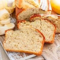 Самый легкий банановый хлеб