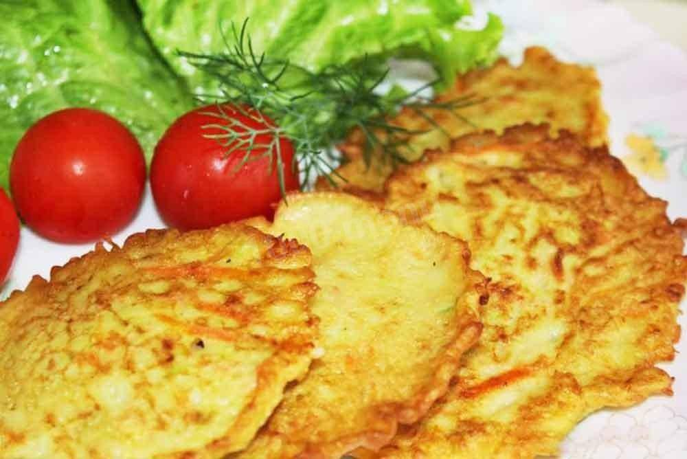 Драники из кабачков — 6 рецептов
