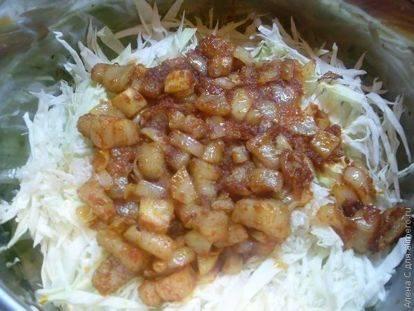 Рецепты приготовления тушеной капусты с рисом и томатной пастой