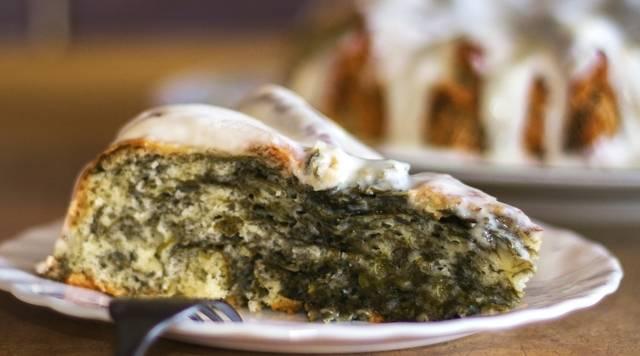 Пирог с щавелем — кулинарный шедевр