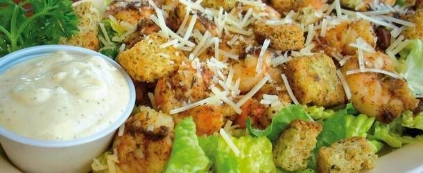 Салат цезарь с курицей классический — 10 простых рецептов