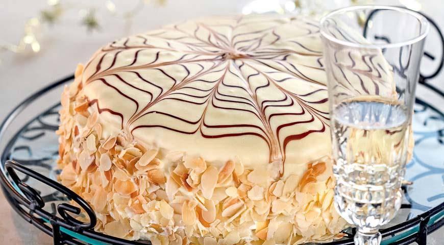 Зеркальная глазурь для торта рецепт с фото пошагово