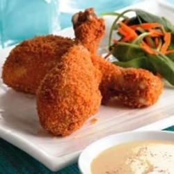 Куриные голени с хрустящей корочкой - рецепт с фотографиями - patee. рецепты
