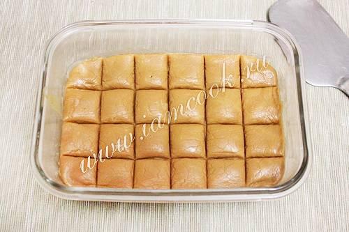 Конфеты ириски: готовим вкус детства дома