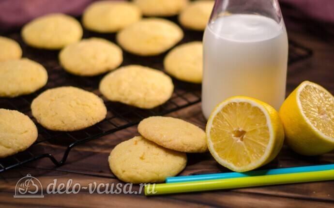 """Печенье постное """"лимонные улитки"""""""