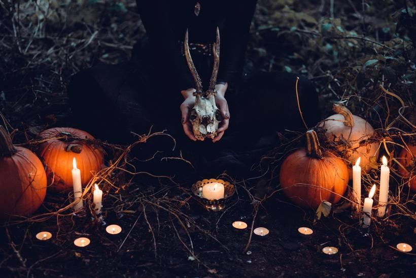 Детские конкурсы на хэллоуин