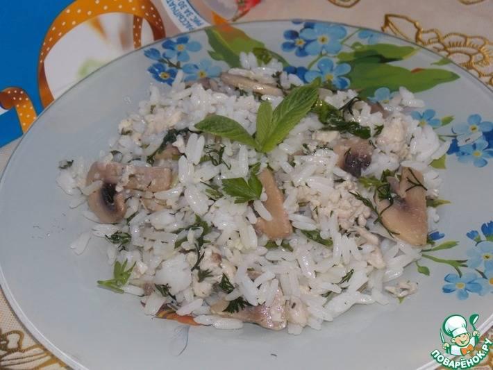 Рис с овощами рецепт с фото  как готовить на сковороде пошагово