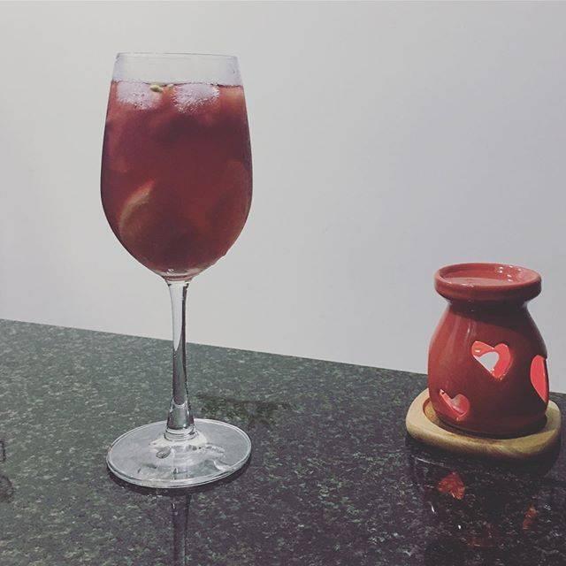 Сангрия – рецепты приготовления
