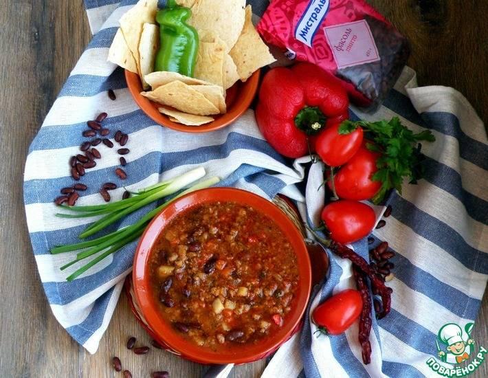 Как приготовить чили кон карне по-мексикански