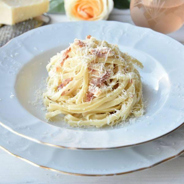Паста с семгой в сливочном соусе - рецепты спагетти с красной рыбой в сырном, томатном, чесночном соусе со сливками