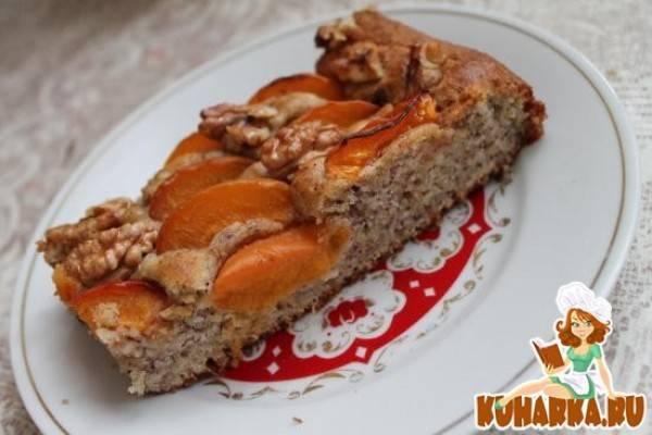 Сочный пирог с абрикосами: топ-10 лучших рецептов