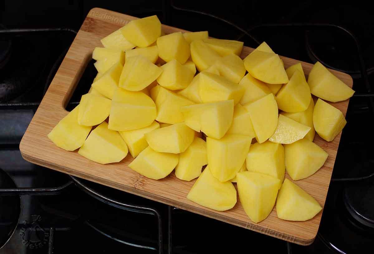 """Картофельное пюре """"самое вкусное"""""""