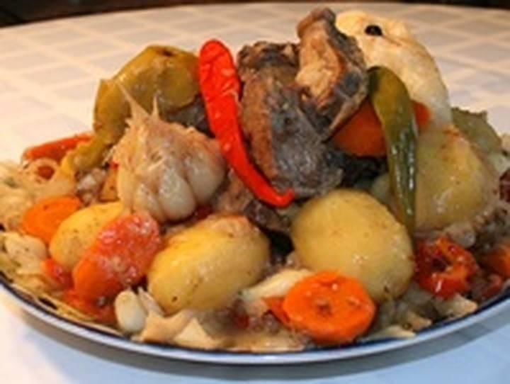 Домляма узбекское блюдо ️