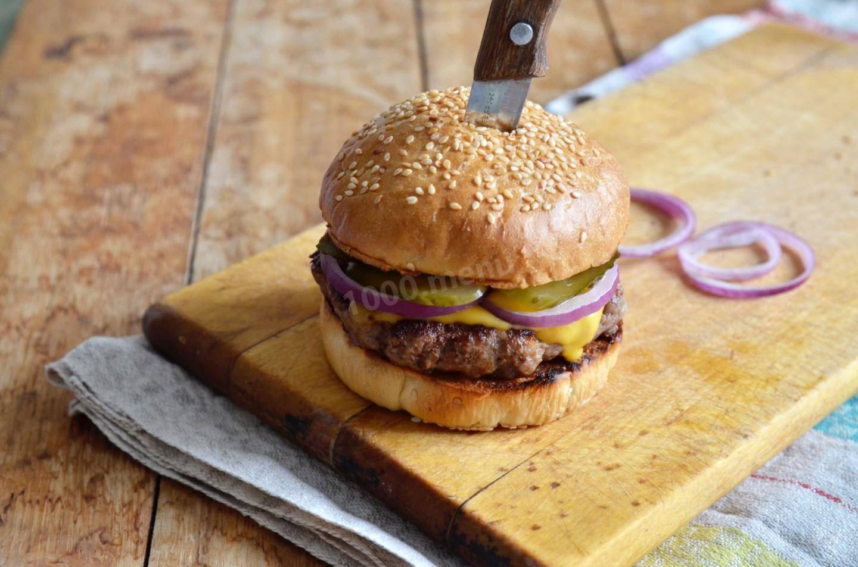 Чикенбургер – быстрый и сытный перекус для любителей курочки
